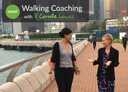 Walking Coaching with Carole Lewis