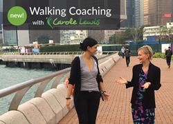 Walking Coaching with Carole Lewis