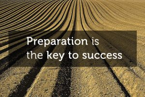 Business Communication Skills Tip – Preparation is the Key to Success
