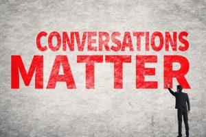 Business Communication Skills Tip – Conversations Matter