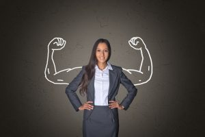 Business Communications Skills Tip – Standing Strong